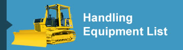 Handling Equipment List